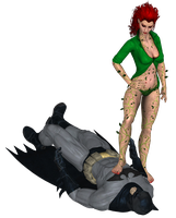 Poison Ivy Dominates (2 of 3) by virtualsoles