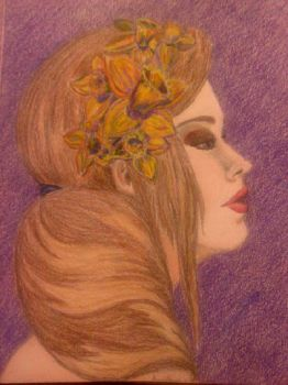 daffodils fini by seraphic-whispers