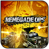 Renegade Ops Icon by Alucryd