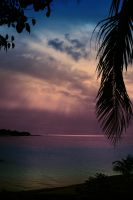 Tropical Sunset 2 by erene
