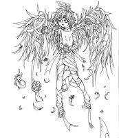 Angel guy- incomplete semi-raw by MutantTomato