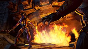 Mortal Kombat 9: Confrontation by DP-films