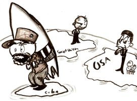 Cuban Missile Crisis: A Panel by ZeeDiKay