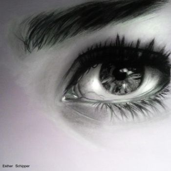 Eyes can't lie by esthership