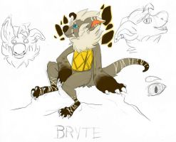 Sketch 4-Bryte by Hippous