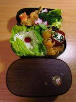 Bento: Day 4  Daruma! by KajaCamorra