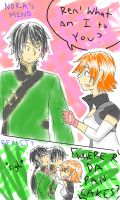 What Nora Really Means... by pockynuko12000