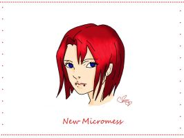 New Micromess :D by micromess