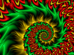 Spiral Design 10 by DennisBoots