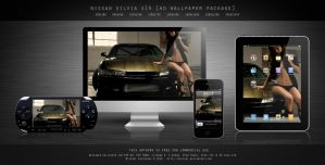 Nissan Silvia S1 HD Wallpack by MIATARI