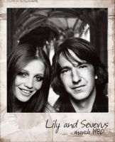Lily and Severus by call-me-special