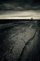 The End Of The Road by CainPascoe