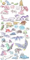 Other Mammalian Pokemon