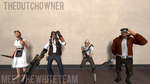 Meet The White Team by TheDutchOwner