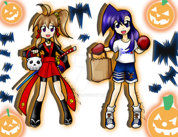 halloween 2012 by NecroCC