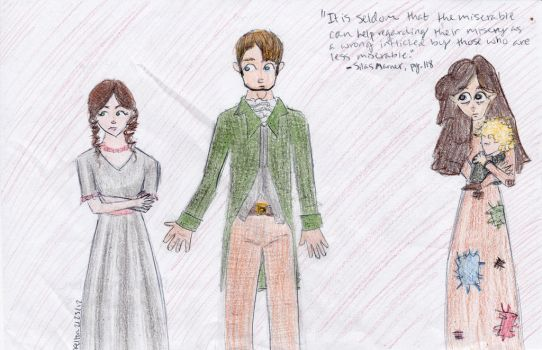 character sketch on silas marner Lesson plan for silas marner by george eliot examines the characters, themes, vocab, and plot diagrams with fun and engaging student activities to visualize the story.
