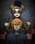 Five Nights at Freddy's // Concurso by Vika01