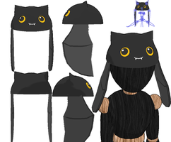 MMD-Bat Hat Download by Shioku-990