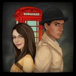 Contest Prize! Abed and Annie :) by Gnewi