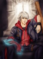 Nero - DMC4 by Mad-Hatter----X