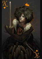 King of Hearts by Lizzy-John