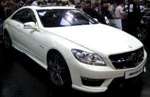 Luxurious AMG Coupe by toyonda