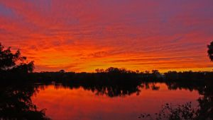 Just Another Wichita Sunset by Snowleopard59