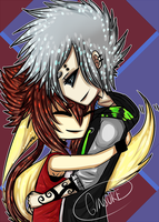 Sol and Gin by Ginsuke