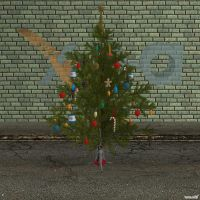XNA Christmas Tree by X-N-A