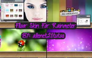 Floor Skin for rainmeter by alenet21tutos