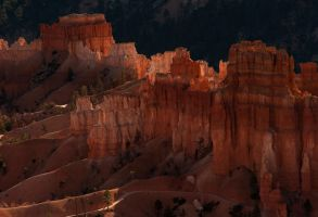 Bryce Canyon Formations by jamezevanz