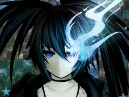 BLACK ROCK SHOOTER by SYGNALLOST