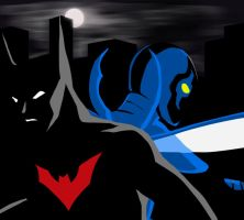 TOGETHER, THEY FIGHT CRIME by perpetual-insomniac