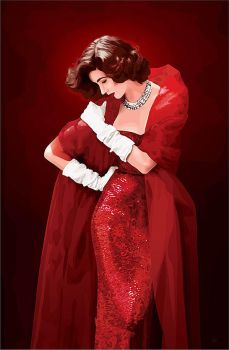 Suzy Parker by kurt60