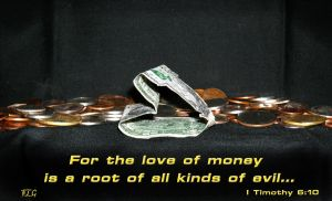Love of Money by Eco-Cate