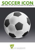 Soccer Icon by LeMarquis