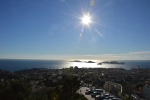 Marseille Bay and Frioul Islands by A1Z2E3R