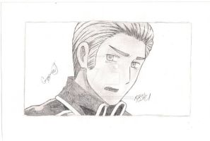 Germany from Hetalia by Ruehl21