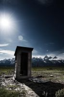 The Outhouse by kylewright