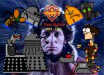 Doctor Who 1974-1981 by Moon-manUnit-42
