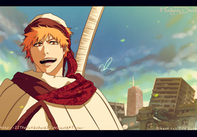 Bleach 581 I'm Back by IITheYahikoDarkII
