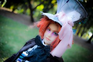 Mad Hatter cosplay - Alice in Wonderland by altugisler