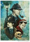 Sherlock BBC Christmas Special by Grunnet