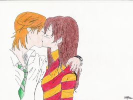 Lily and Scorpius by Madapple94