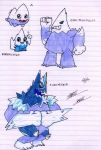 fakedex new,frost mountan fakemon by Fede by ezequielsosa