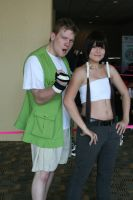 Get Backers Otakon 2011 by Witch-Hunter-87