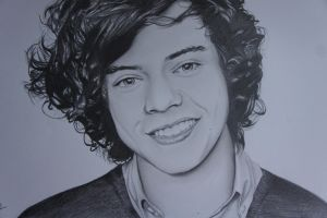 Harry Styles by MissRose185