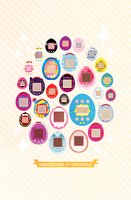 Tamagotchis of the World by jojostory