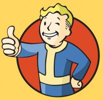 Vault Boy vector by Bawarner