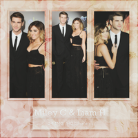 Photopack 2262 - Miley C And Liam H by BestPhotopacksEverr